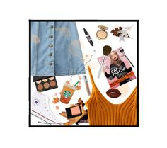 """""""Still Autumn For Me..."""" by red-insanity-love on Polyvore featuring Elizabeth Mott, Converse, Maybelline, Urban Decay, MAC Cosmetics and Milani"""
