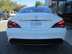 2014 Mercedes-Benz CLA250, Cirrus White, 17222770