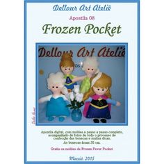 Apostila Digital 08 Frozen Pocket