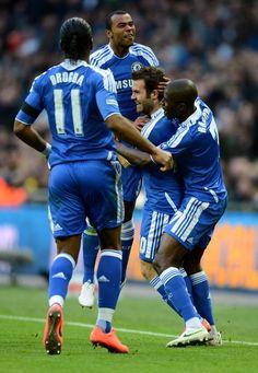 Chelsea advance to The FA Cup Final - Chelsea FC 5-1 Tottenham Hotspur