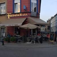 Voor de flexitariër Fabula Rasa  Ferdinand Lousbergskaai 134, 9000 Gent Maandag tot en met zaterdag open van 11 tot .. Zondagen gesloten, maar wel open op feestdagen! 09 225 63 30 info@fabula-rasa.be