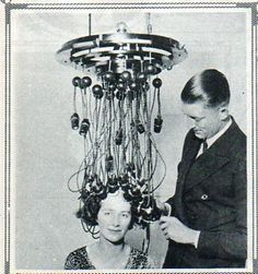 Hair Tools from 1928 « vintage everyday