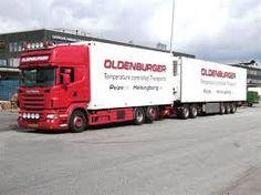 Scania Oldenburger lzv vrachtwagen