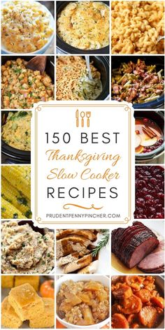 Best Crockpot Thanksgiving Recipes 150 Best Crockpot Thanksgiving RecipesBest Best or The Best may refer to: Thanksgiving Dinner Recipes, Thanksgiving Side Dishes, Holiday Recipes, Christmas Recipes, Christmas Desserts, Holiday Dinner, Thanksgiving Crafts, Holiday Treats, Holiday Parties