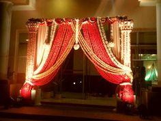 Marigold decor for Mehendi function