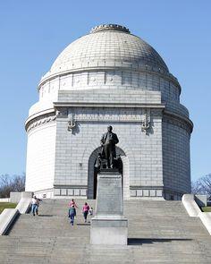 McKinley Memorial in Canton, Ohio.