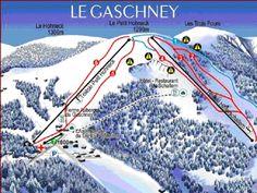 Station de ski du Gaschney - #Alsace