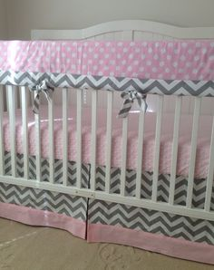 lucyu0027s mint rose vintage ruffle bumperless baby bedding girl crib set in pink and mint floral scalloped teething guard floral crib set girl crib