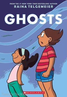 Ghosts (New Paperback) by Raina Telgemeier 545540623   eBay