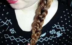 Tutorial capelli: Twist Up & Double Braid