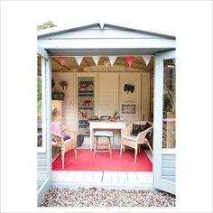 cute garden room