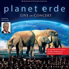 Planet Erde - Live in Concert 2015 - Tickets unter: www.semmel.de