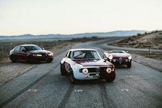 Alfa trio