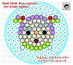 tsum tsum toy story buzz