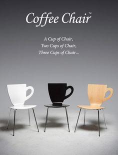 Sillas de café