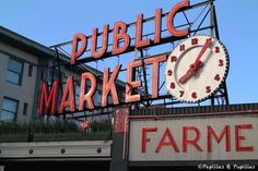 Pike Public Market - Seattle