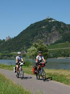 Drei-Flüsse-Tour, Rundkurs an Rhein, Erft und Ahr