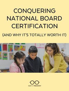 When I started writing up my analysis, I realized I couldn't point to the kind of evidence I was supposed to have. There was no way to BS this one. I had to actually get better. #CultofPedagogy National Board Certification, Cult Of Pedagogy, Start Writing, Teaching Art, Teacher Stuff