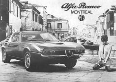 Alfa Romeo Montreal - adv