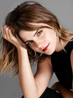 "dailyemwatson: """" Emma Watson photographed by Kerry Hallihan for Entertainment Weekly, March 2017. "" """