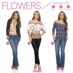 Flowers, we love it for... !!!!