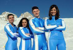 Fisi: svelate in Val di Fassa le divise azzurre per Sochi