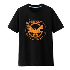 >> Click to Buy << [XHTWCY]Mens Casual 2017 Tom Clancy's The Division SHD The Strategic Homeland Division Logo Cotton O-Neck Short Sleeve T-shirts #Affiliate