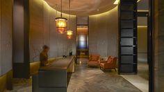 Waldorf Astoria Beijing Hotel, China - Reception Area