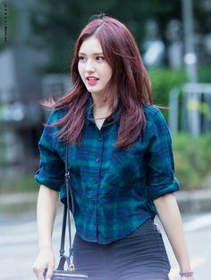 Somi ♪ I.O.I/JYP trainee
