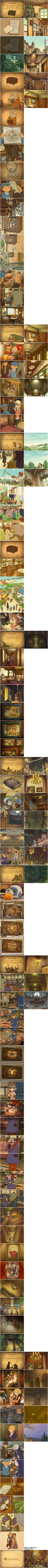 .The Diabolical box. This was the first professor layton game i finished, and I cried at the end.