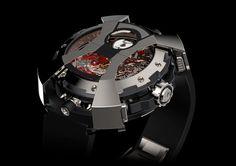 Concept Watch n°3 by DeWitt : X-Watch