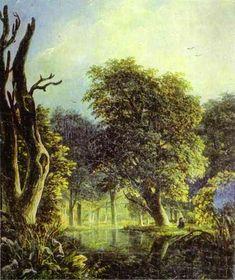 In a Park - Mikhail Lebedev