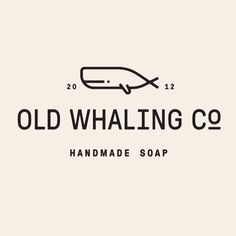"""A new logo for """"Old Whaling Company"""" by Fuzzco"""