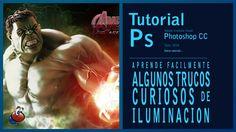 Tutorial photoshop: trucos curiosos de iluminación by @ildefonsosegura