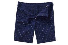 Splatter Polka-dot Shorts by Bonobos, $78