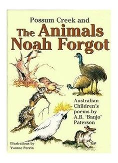 "Possum #creek and the animals noah #forgot: #australian po..., a.  b.  ""  banjo  ,  View more on the LINK: 	http://www.zeppy.io/product/gb/2/302084642135/"