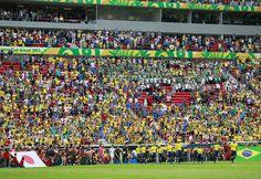 Veja as fotos da partida Brasil x Japão na estreia da Copa das Confederações  - Fotos - R7 Copa das Confederações 2013