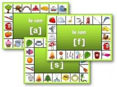 Voici 11 planches du jeu des phonèmes à retrouver avec des pinces à linge : les sons [a], [i], [Ɔ], [y], [f], [l], [s], [p], [g], [ʃ] et [ette]. J'ai trouvé ce matériel sur le blog Aula virtual de audición y lenguage et je l'ai adapté en français.  Le bu