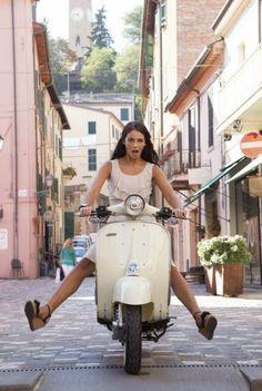 Riviera Maison Dekoration Roma Holiday Scooter