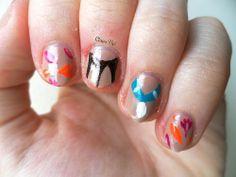 Disney's Pocahontas nails!