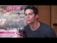 Dylan O'Brien on One Direction...Does anyone watch Teen Wolf its one of my favorite shows!