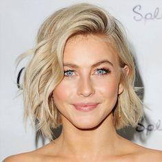Depois do corte médio, o cabelo da vez é mais curto e super elegante
