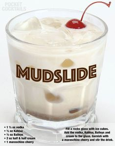 Millions of People Enjoy Pocket Cocktails. Check out our World Famous Drink Posters. Bartender Drinks, Liquor Drinks, Cocktail Drinks, Hey Bartender, Mixed Drinks Alcohol, Alcohol Drink Recipes, Fireball Recipes, Baileys Recipes, Refreshing Drinks