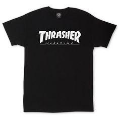 2327a95fb73b Skate Mag T-Shirt (Black). Thrasher Magazine Shop