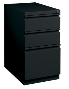 Vertical Filing Cabinet Available in Black River or Warm Gray, the Vertical Filing Cabinet from VersaTables comes with two-drawers. Mobile Pedestal, Hanging Files, Paper Storage, Wood Surface, Office Storage, Filing Cabinet, Farmhouse Ideas, Modern Farmhouse, Office Furniture