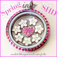 #Spring into #southhilldesigns!