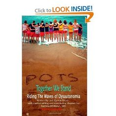 POTS - Together We Stand: Riding the Waves of Dysautonomia: Jodi Epstein Rhum,Svetlana Blishteyn: 9781466371507: Amazon.com: Books