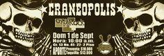 Una Escucha Activa De CráneoPolis, Septiembre 2013 Movie Posters, Art, Active Listening, Box Office, September, Art Background, Film Poster, Kunst, Performing Arts