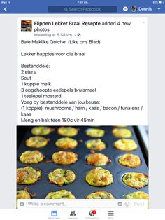 Braai Recipes, Snack Recipes, Cooking Recipes, Savory Snacks, Lunch Snacks, Food Platters, Food Dishes, Magic Cake Recipes, Night Dinner Recipes