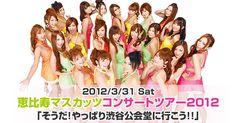 2012 Concert Banner.